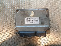 Volkswagen Polo (6R) Hatchback 1.2 12V (CGPA) ENGINE CONTROL UNIT 2011