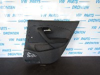 Volkswagen Polo (6R) Hatchback 1.2 TDI 12V BlueMotion (CFWA(Euro 5)) DOOR PANEL RIGHT REAR 2010  6r6867212