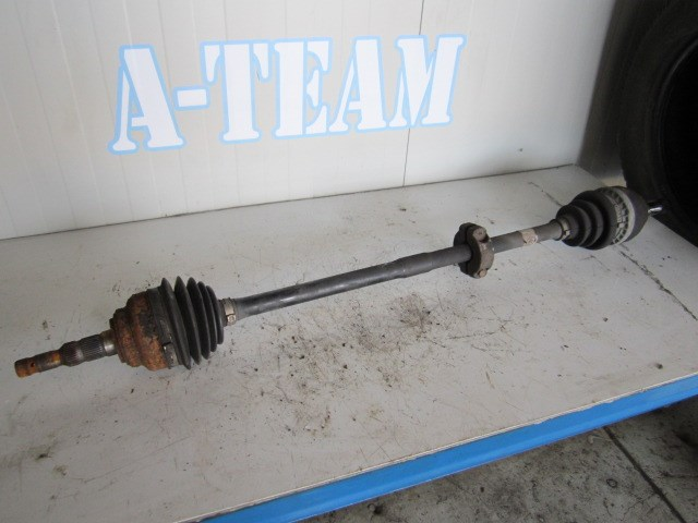 Opel Astra G (F07) Coupé 1.8 16V (X18XE1) DRIVE SHAFT RIGHT FRONT 2000