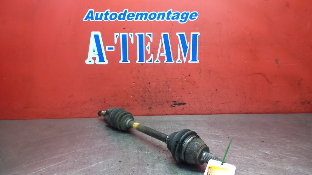 Ford Fiesta VI Hatchback 1.3 (A9JB) DRIVE SHAFT LEFT FRONT 2004