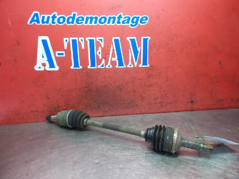 Toyota Yaris (P1) Hatchback 1.0 16V VVT-i (1SZFE) DRIVE SHAFT LEFT FRONT 1999