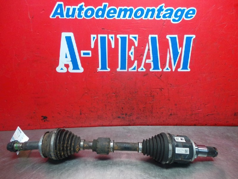 Lexus CT 200h Hatchback 1.8 16V (2ZRFXE) DRIVE SHAFT LEFT FRONT 2013  DW11L