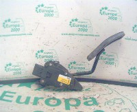 Saab 9-5 (YS3E) Sedan 3.0 t V6 24V (B308E) PEDAL ASSEMBLY 2002 5340252/6PV00825304 5340252/5340252/6PV00825304