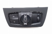 BMW 3 serie (F30/F80) Sedan 318d 2.0 16V (N47-D20C) LIGHT SWITCH 2013  549648907/9265303/108229/51459218531/10822910/926530304/04015093/5496489/61316847512/61319265303/61319259933