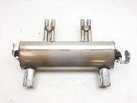 Morgan Plus 6 Cabrio 3.0 24V (B58-B30M1) EXHAUST REAR MUFFLER 2019