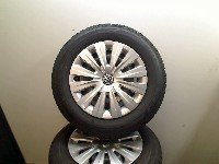 Volkswagen Golf Wheels Tyres Rims Totalparts