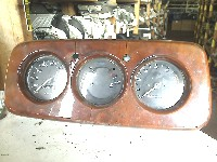 BL (Austin/Morris) Mini Sedan 1000 E,HLE, Mayfair, Magic (99H) INSTRUMENT PANEL 1991