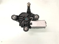 Fiat Panda (169) Hatchback 1.2, Classic (169.A.4000(Euro 5)) WINDSHIELD WIPER MOTOR REAR 2010  MS2596007002