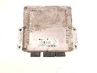 Peugeot 807 MPV 2.0 HDi (DW10ATED(RHS)) COMPUTER MOTOR 2004 9640938180/0281011334/9649561880/EDC15C2/1039F0000