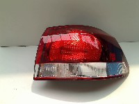 Volkswagen Golf VI (5K1) Hatchback 1.2 TSI BlueMotion (CBZB(Euro 5)) REAR LIGHT RIGHT 2010