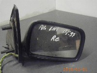 Volkswagen Polo (6N1) Hatchback 1.6 GTI 16V (AJV) SIDE MIRROR RIGHT 0