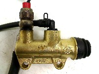 Derbi Mulhacen 659 2006-2008 BRAKE MASTER CYLINDER REAR 2006