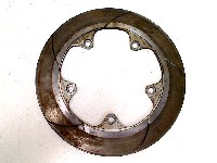Honda VF 1100 C MAGNA 1983-1986 V65 (SC12) BRAKE DISC REAR 1986