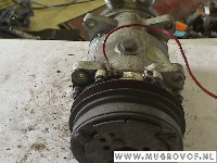 Lancia Thema Sedan 2.8 V6 (834.E.146) AC COMPRESSOR C 1987 SD 510 SD 510