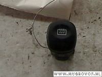 Ford Fiesta IV/V Hatchback 1.25 16V (DHA) REAR WINDOW DEFROSTER SWITCH 1996 96FG18C621AA 5KC 96FG18C621AA 5KC