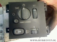 Chevrolet USA Blazer SUV 4.3 ZR2/Mid 4x4 (W(V6-262)) LIGHT SWITCH 1999