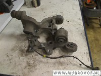 Volvo V70 (SW) 2.4 T 20V (B5244T3) STUB AXLE RIGHT REAR 2001