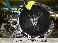 Jaguar X-type Sedan 2.0 D 16V (FMBA) GEARBOX 2004