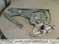 Daewoo / Chevrolet Matiz/Spark Hatchback 0.8 (A08S3) WINDOW MECHANISM RIGHT REAR 2007