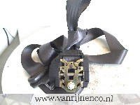Fiat Punto II (188) Hatchback 1.2 60 S 5-Drs. (188.A.4000) SEAT BELT LEFT REAR 2000